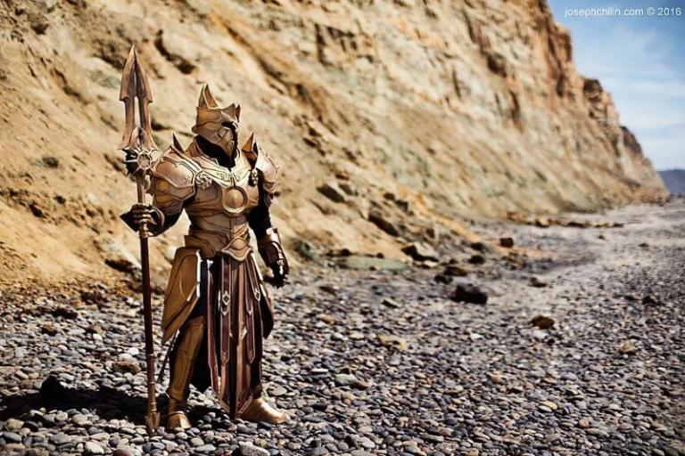 Diablo III Imperius Cosplay