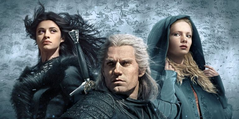 Netflix released the official Witcher timeline
