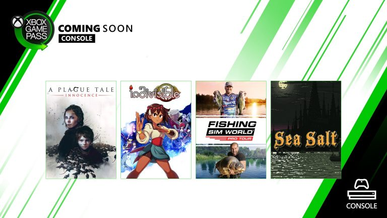 Xbox Game Pass: A Plague Tale: Innocence, Indivisible, and other games