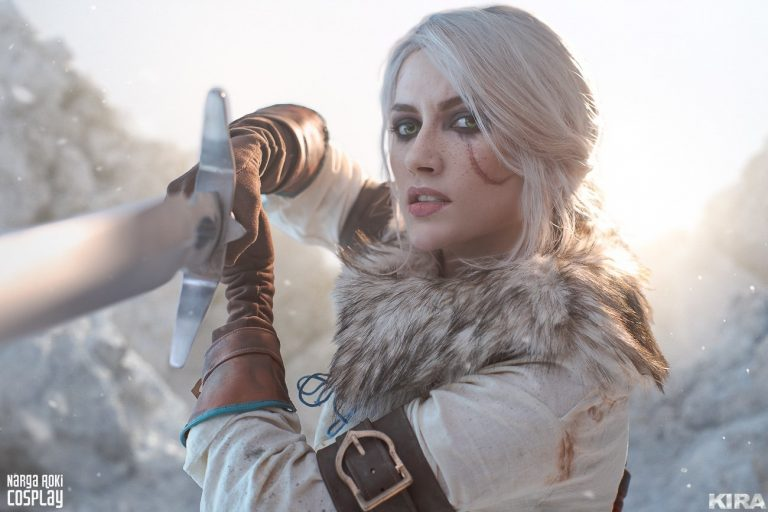 The Witcher 3 developer praised cosplayer for amazing Ciri outfit