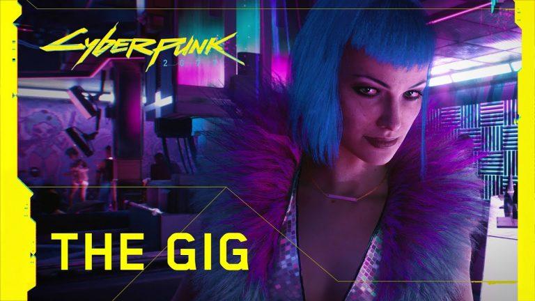 Cyberpunk 2077 brand new trailer