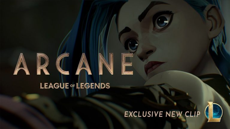Arcane is animated series from League of Legends developer Riot Games