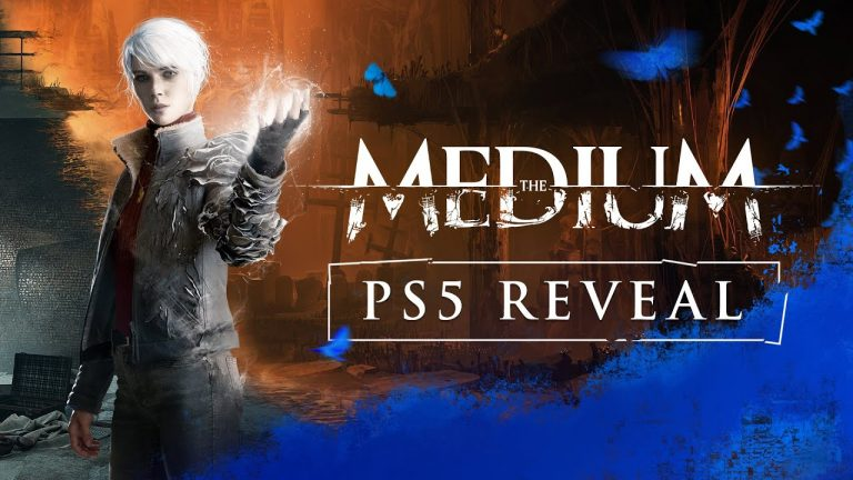 The Medium is Coming to PlayStation 5