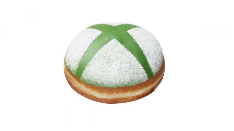 "Xbox doughnut ""The Nexus Level"" coming soon"