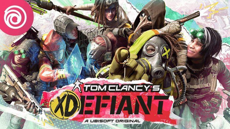 Ubisoft announced Tom Clancy's XDefiant